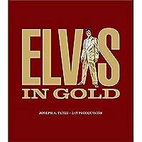 ELVIS PRESLEY エルヴィスプレスリー (RCAデビュー65周年記念) - 写真集/ELVIS IN GOLD/写真集