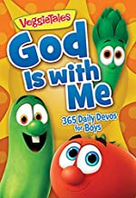 God Is with Me: 365 Daily Devos for Boys (VeggieTales)