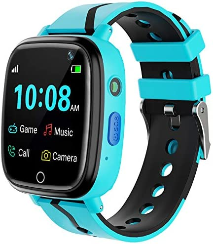 Kids Smart Watch for Boys Girls Kids Smartwatch with Call 7 Games Music Player Camera SOS Alarm product image