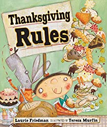 Thanksgiving Rules Book for Children