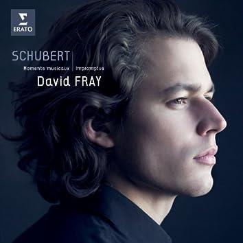 Schubert Impromptus Op90 Moments Musicaux Allegretto In C Minor