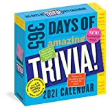 365 Days of Amazing Trivia! Page-A-Day Calendar 2021