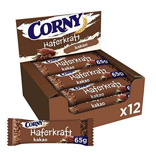 Corny Haferkraft Kakao, 12er Pack (12 x 65 g)