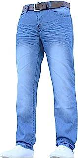 Crosshatch Men's Farrow Straight Jeans