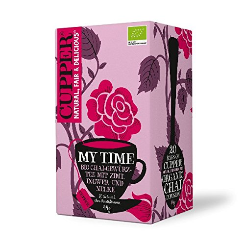 Cupper My Time Tee, 4er Pack (4 x 44 g)