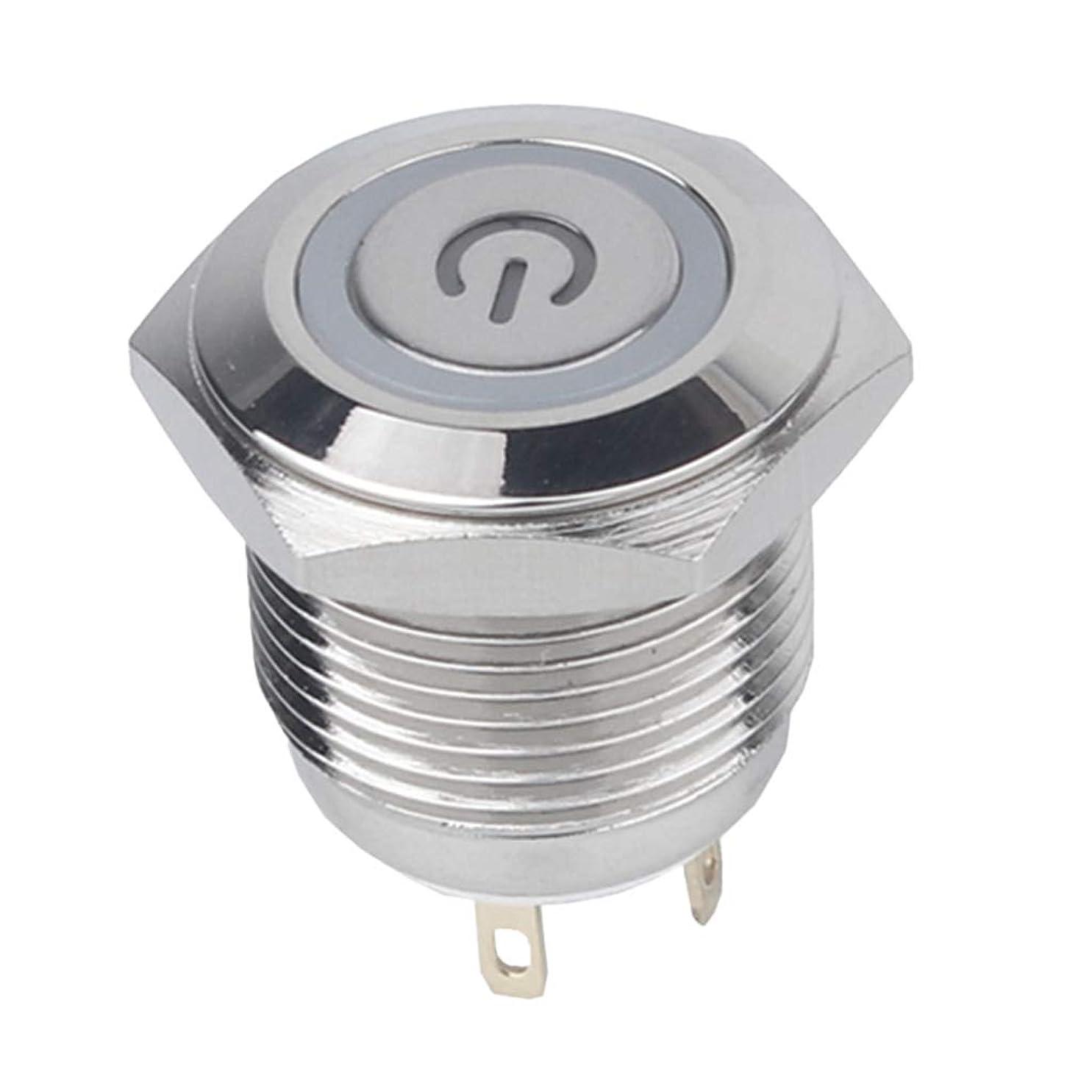 付き添い人行アナニバーShiwaki ステンレスアクティベータースイッチ白色光コントローラー