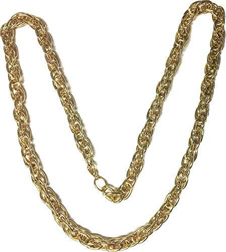 Rubie's Costume Co Men's Old School Adult Gold Costume Vest (STD, Gold Chain) - http://coolthings.us