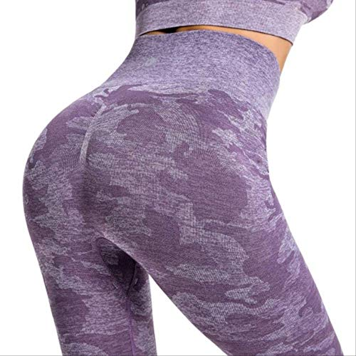 BYOGAZT Taille Nahtlose Bauchkontrolle Yoga Hose Frauen Kompressionsstrumpfhose Stretchy Sport Fitness Legging Mesh Laufschuhe Hose L Schwarz