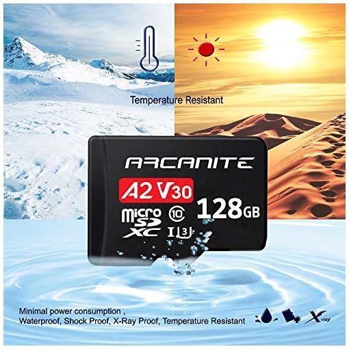 Nintendo Switch, Mando Pro Controller, Con Cable USB + ARCANITE, Tarjeta de memoria microSDXC de 128 GB con adaptador SD… 7