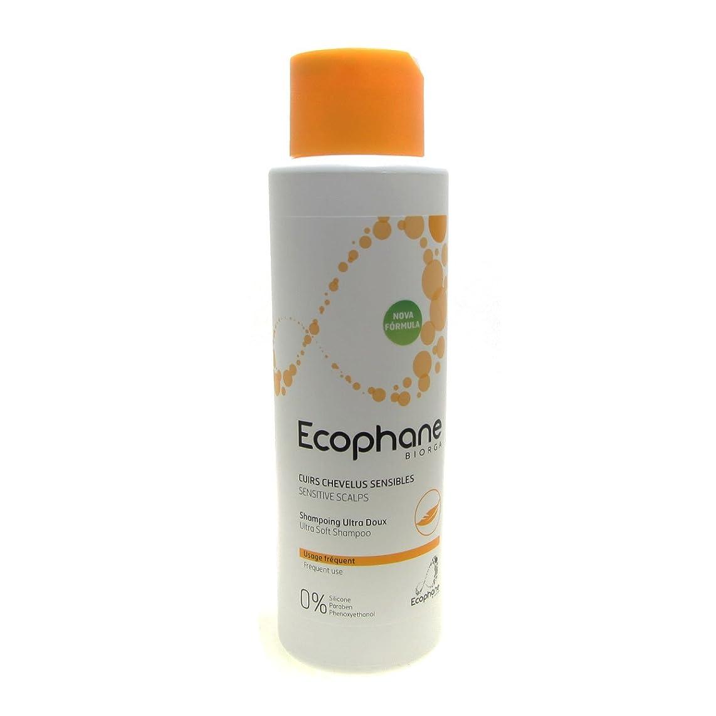 倒錯豆腐テスピアンBiorga Ecophane Ultra Soft Shampoo 500ml [並行輸入品]