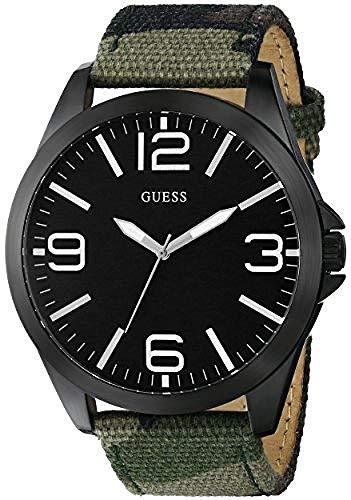 Guess Reloj de Cuarzo Breakthru Verde Militar 48 mm