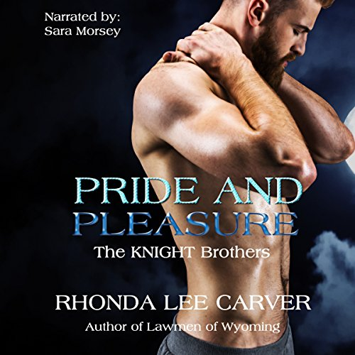 Pride & Pleasure audiobook cover art