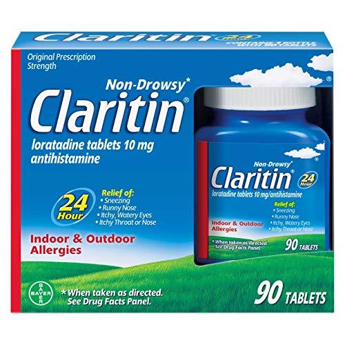 Claritin® Non-Drowsy - 90 Tablets