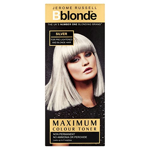 Jerome Russell Bblonde Maximum Colour Toner Silver, 75ml