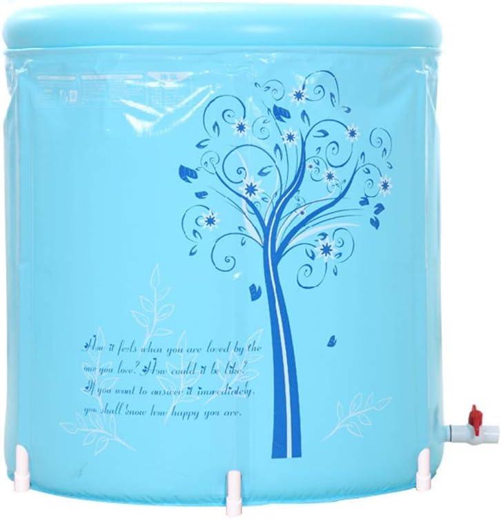 ZHANYI Outlet ☆ Free Shipping Folding Inflatable Super sale period limited Bathtub Plastic PVC Bath Tub