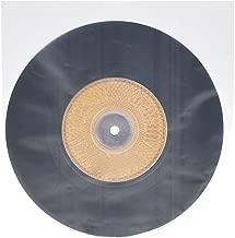 Kiseki 10 Inches Turntable LP CD Vinyl Record Protection Storage Anti-static Inner Bag Sleeves 25 Pcs