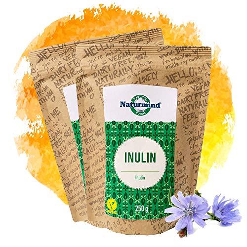 Naturmind Inulin Pulver 2x250g   aus...