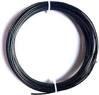 3D Print Shoppy Fibreel 1.75mm PLA 25M Black Color Filament For 3D Printing Pen