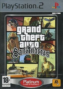 Grand Theft Auto: San Andreas Platinum
