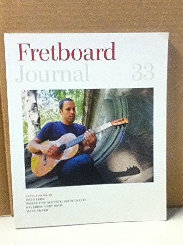 Fretboard Journal 2014- Issue 33