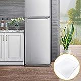 冷蔵庫 マット Mサイズ500L クラス650×700mm無色 冷蔵庫用 キズ防止マット傷凹み 防止マッ ト 床暖房対応 引っ越 冷蔵庫 下 マット 冷蔵庫下 フローリング 保護 使用汚れ