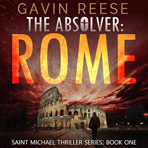 The Absolver: Rome audiobook cover art