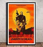 DAQIANSHIJIE Horrorfilm Living Dead Dawn Poster Hintergrund