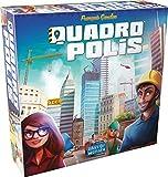 Days of Wonder DOW8501 - Quadropolis Brettspiel, Englisch