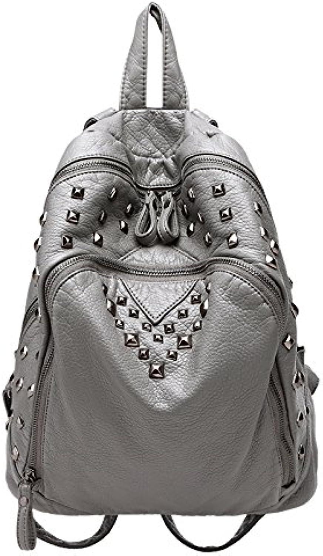 Neuen Handtasche Leder Mode Freizeit Rucksack Rucksack