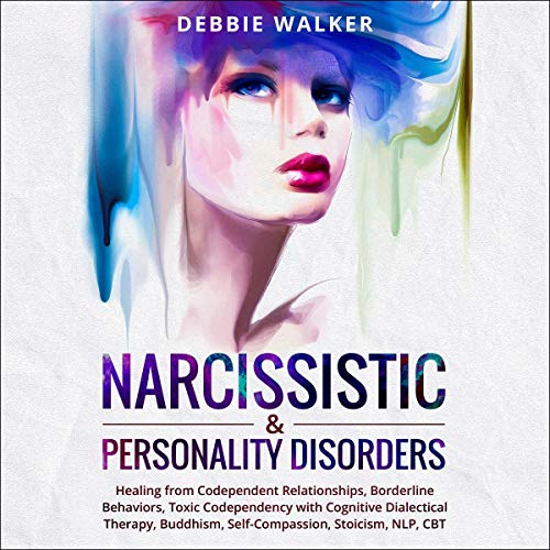 Narcissistic & Personality Disorders cover art