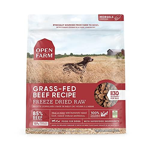 Open Farm Freeze Dried Raw Dog Food