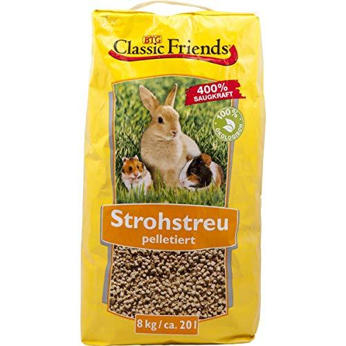 Classic Friends 28373 Strohstreu 20 Liter