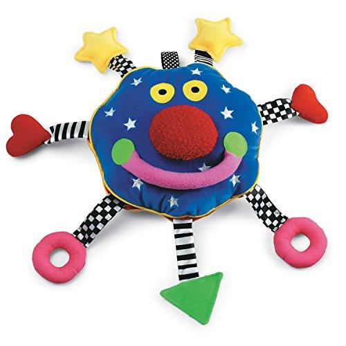 Manhattan Toy Whoozit Hochet et Pouet Pouet son développement bébé jouet