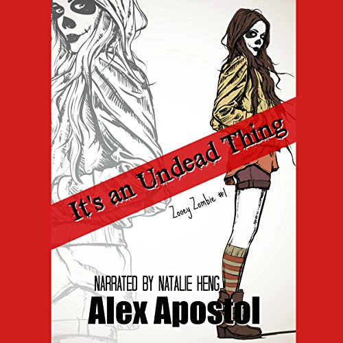 It's an Undead Thing audiobook cover art