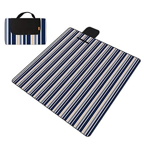 l/éger et compact imperm/éable et pratique LANGYINH Couvertures de pique-nique pour ext/érieur couverture de voyage tapis de jeu pour enfant