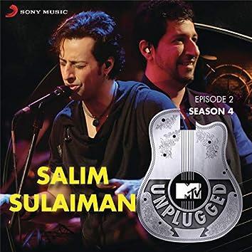 MTV Unplugged Season 4: Salim Sulaiman