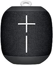 Logitech Ultimate Ears WONDERBOOM Super Portable Waterproof Bluetooth Speaker - Phantom Black(Renewed)