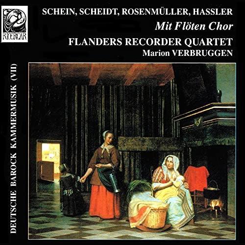 Flanders Recorder Quartet & Marion Verbruggen