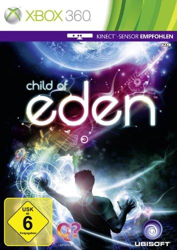 Ubisoft Child of Eden - Juego (Xbox 360, Acción, RP (Clasificación pendiente))