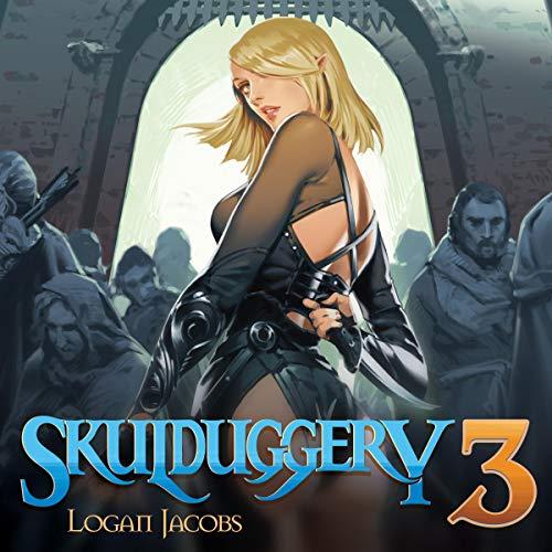 Couverture de Skulduggery 3