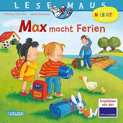 LESEMAUS 113: Max macht Ferien (113)