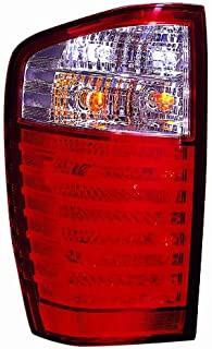 Depo 323-1922R-AS Kia Sedona Passenger Side Replacement Taillight Assembly 02-00-323-1922R-AS