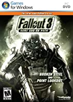 Fallout 3 Broken Steel and Point Lookout (輸入版 北米)