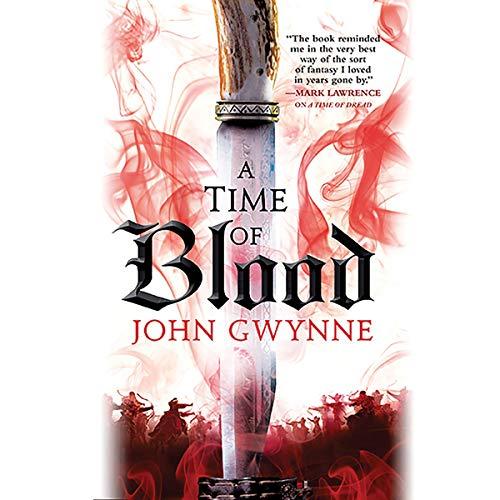 Couverture de A Time of Blood