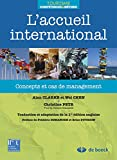 L'Accueil International Concepts et Cas de Management
