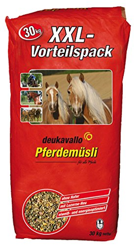 30 kg Deukavallo Pferdemüsli XXL