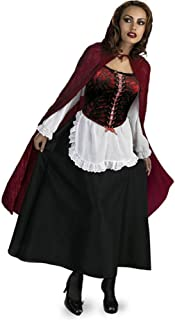 Red Riding Hood Costume - Womens Size 12-14