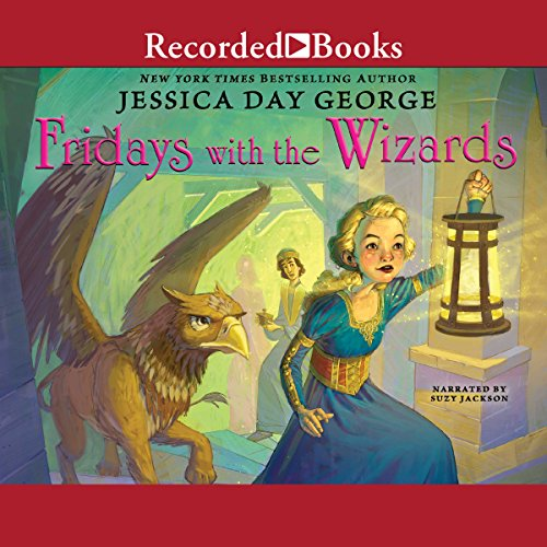 Fridays with the Wizards audiobook cover art