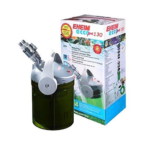 Eheim Filtro Externo EccoPro 130 Modelo 500L 2032/H 5W Completo de Materiales de Filtración Para Acuarios Hasta 130 L