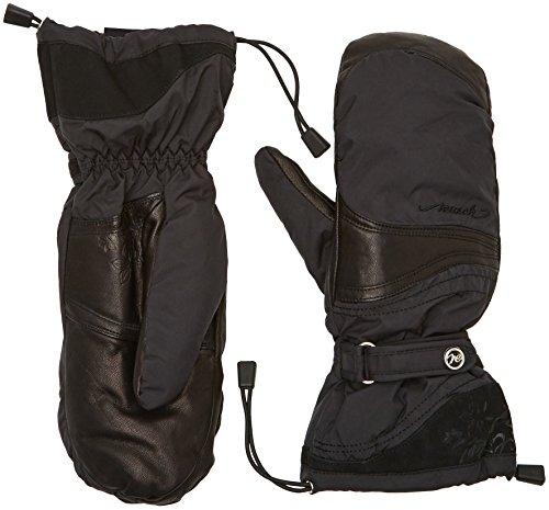 Reusch Damen Handschuhe Nora R-TEX XT Fäustling Black, 6.5